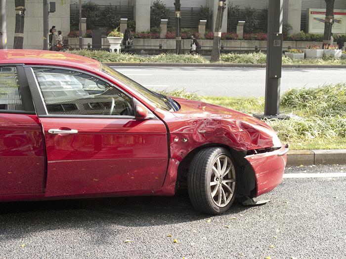 交通事故に遭われてしまった方へ